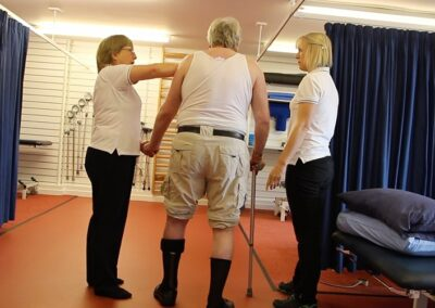 Bobath treatment for rehabilitation to improve walking after stroke